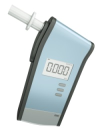 Portable Breath Test Machine
